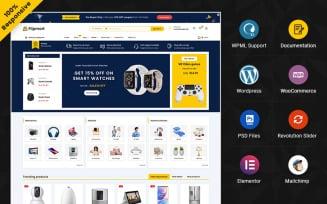 Flipmart – Mega Shop Multipurpose Elementor WooCommerce Store