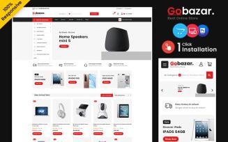 Gobazar – Electronic Marketplace OpenCart Store