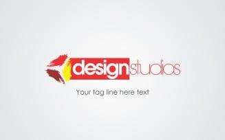 Design Studios Logo Design Template