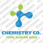 Science Logo  Template 20421