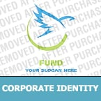 Charity Corporate Identity Template 20452