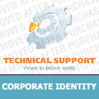 Corporate Identity Template 20462