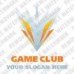 Games Logo  Template 20481