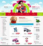Kit graphique cadeaux 20492 jouets stocker bébé