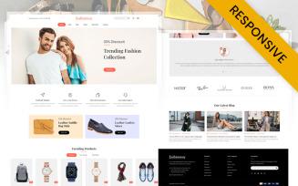 Fashionwor - Trending Fashion Store WooCommerce Theme