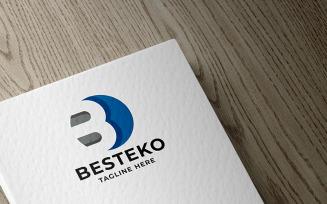 Best Technology Letter B Logo