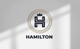 Luxury Hotel Logo Template
