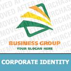 Corporate Identity Template 20703