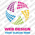 Web design Logo  Template 20708