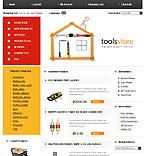 Kit graphique outils et équipements 20741