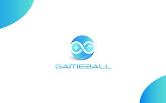 Gameball 3D Logo Template