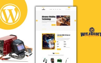 Wejoint Industry and Engineering WordPress Theme