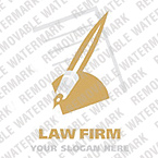 Law Logo  Template 20813