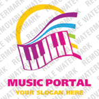 Music Logo  Template 20820