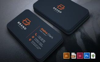 Multipurpose Creative Business Card Free Vol-02 - Corporate Identity