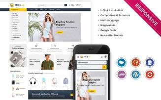 Shopox - Multi Purpose Woocommerce Store