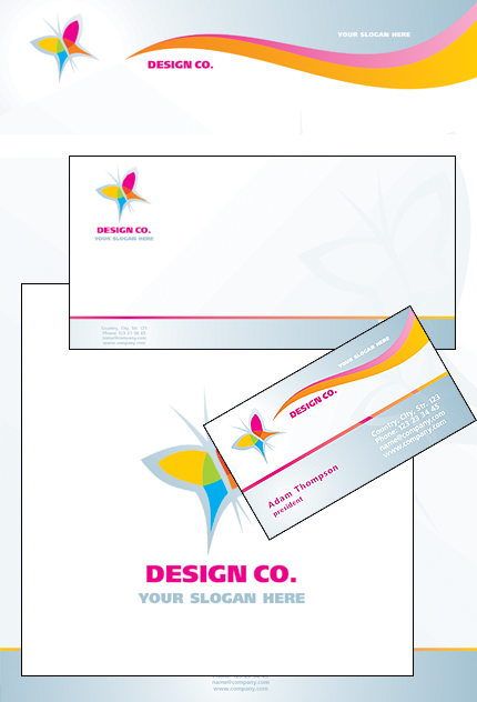 Corporate Identity 20929 Screenshot
