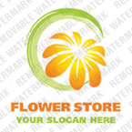 Flowers Logo  Template 20963