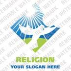 Religious Logo  Template 20969