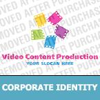 Media Corporate Identity Template 21038