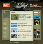 Kit graphique militaire 21094