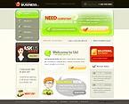 Kit graphique kits web 2.0 21204 entreprise entreprise consulting
