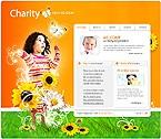 Kit graphique charité 21294 la charité organisation enfants
