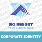 Sport Corporate Identity Template 21316