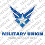 Military Logo  Template 21335