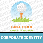 Sport Corporate Identity Template 21389