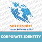 Sport Corporate Identity Template 21391