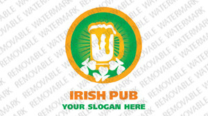 Pub Logo Template vlogo