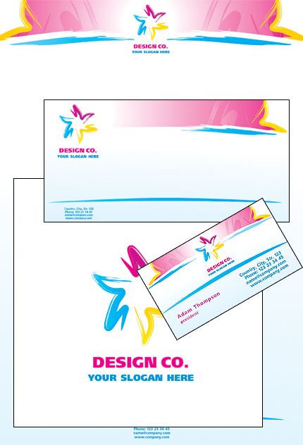 Corporate Identity 21543 Screenshot