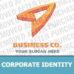 Corporate Identity Template 21548