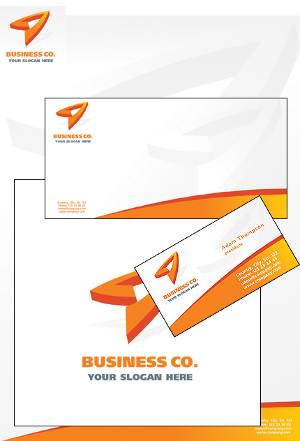 Corporate Identity 21548 Screenshot