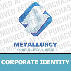 Corporate Identity Template 21549