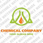 Science Logo  Template 21557