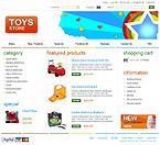 Kit graphique cadeaux 21594 jouets stocker bébé
