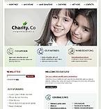 Kit graphique charité 21621 la charité organisation enfants