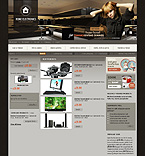Magento: Online Store/Shop Electronics Wide Templates Magento Templates