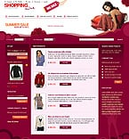 Magento: Online Store/Shop Fashion Wide Templates Magento Templates