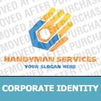 Corporate Identity Template 21855