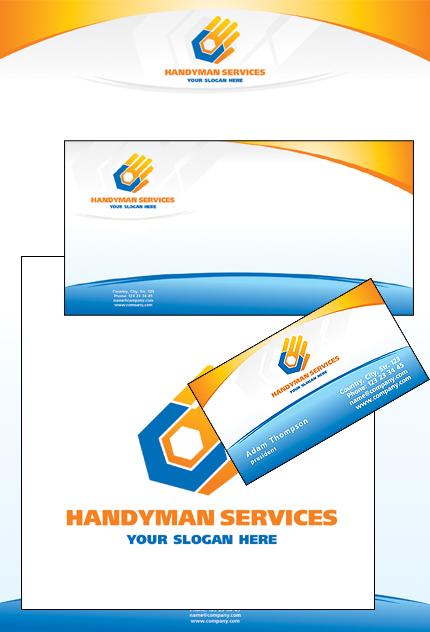 Corporate Identity 21855 Screenshot