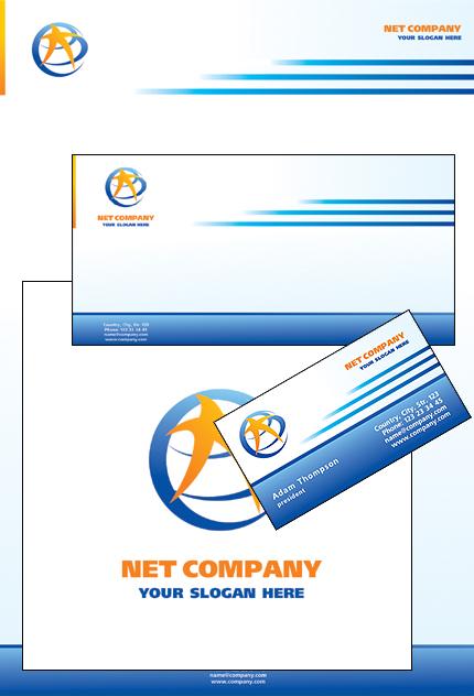 Corporate Identity 21865 Screenshot