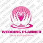 Wedding Logo  Template 21871