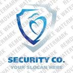 Security Logo  Template 21910