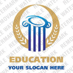 Education Logo  Template 21960