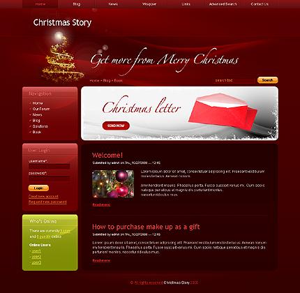 Drupal Main Page