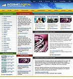 denver style site graphic designs internet portal search engine system news catalog site