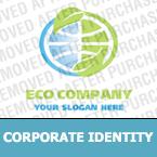Corporate Identity Template 22039